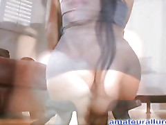 Phat Wazoo Chick Porn Try-Out
